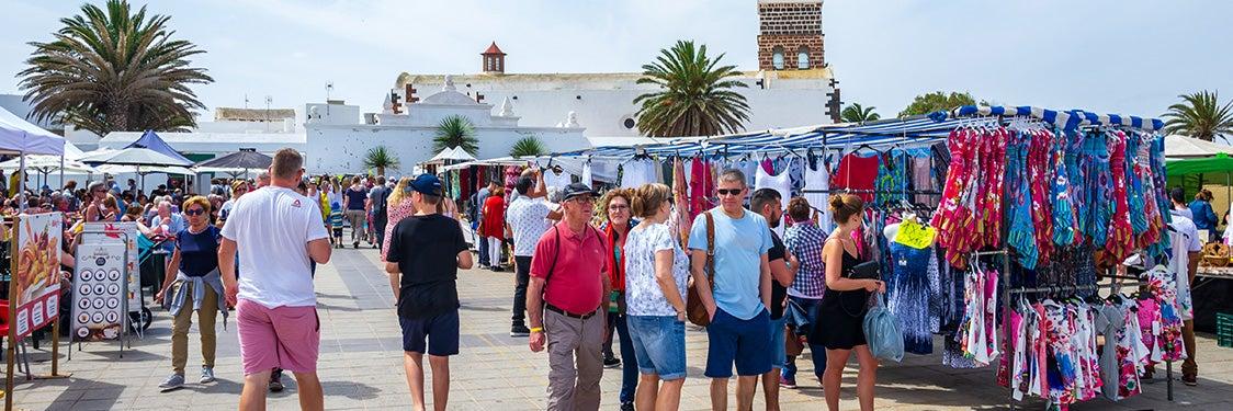 Horario comercial en Lanzarote