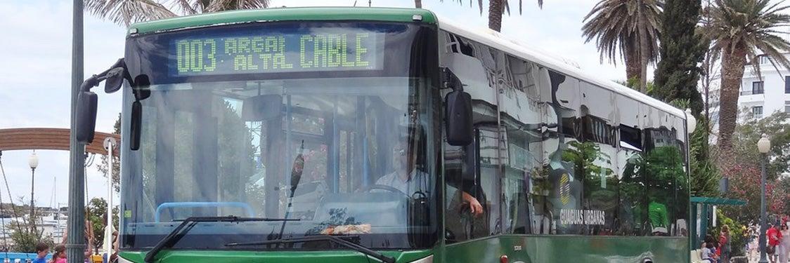 Transporte en Lanzarote