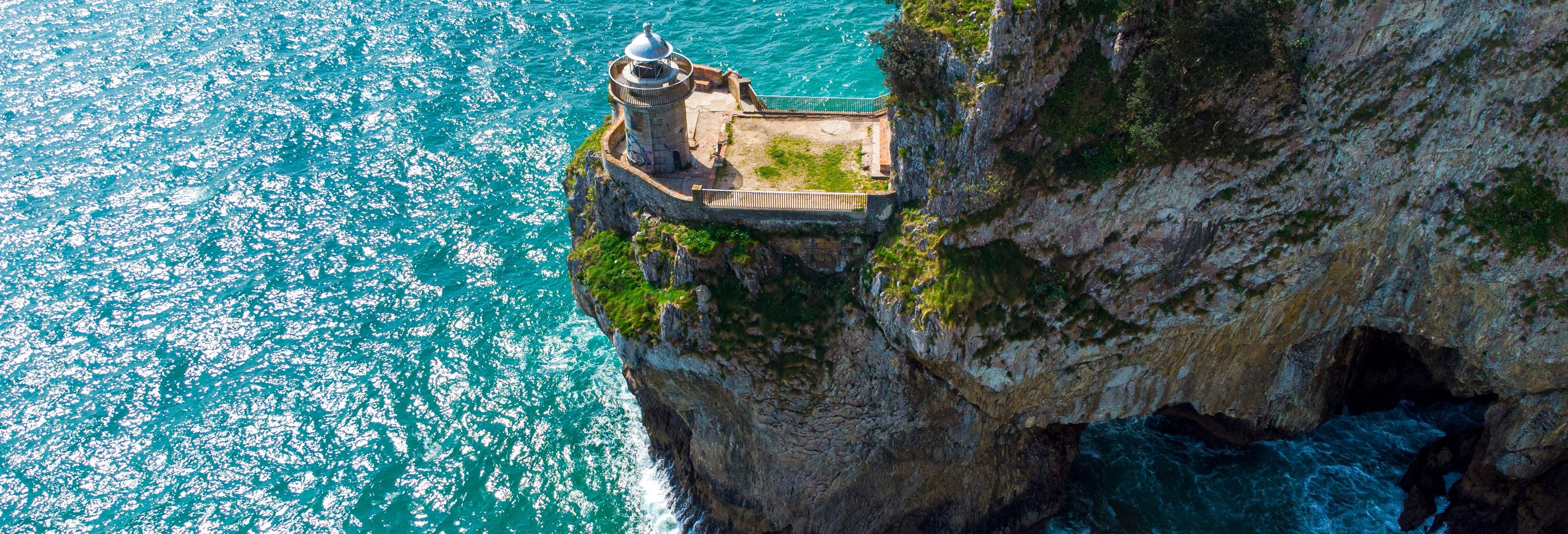 Passeio de barco pela baía de Santoña