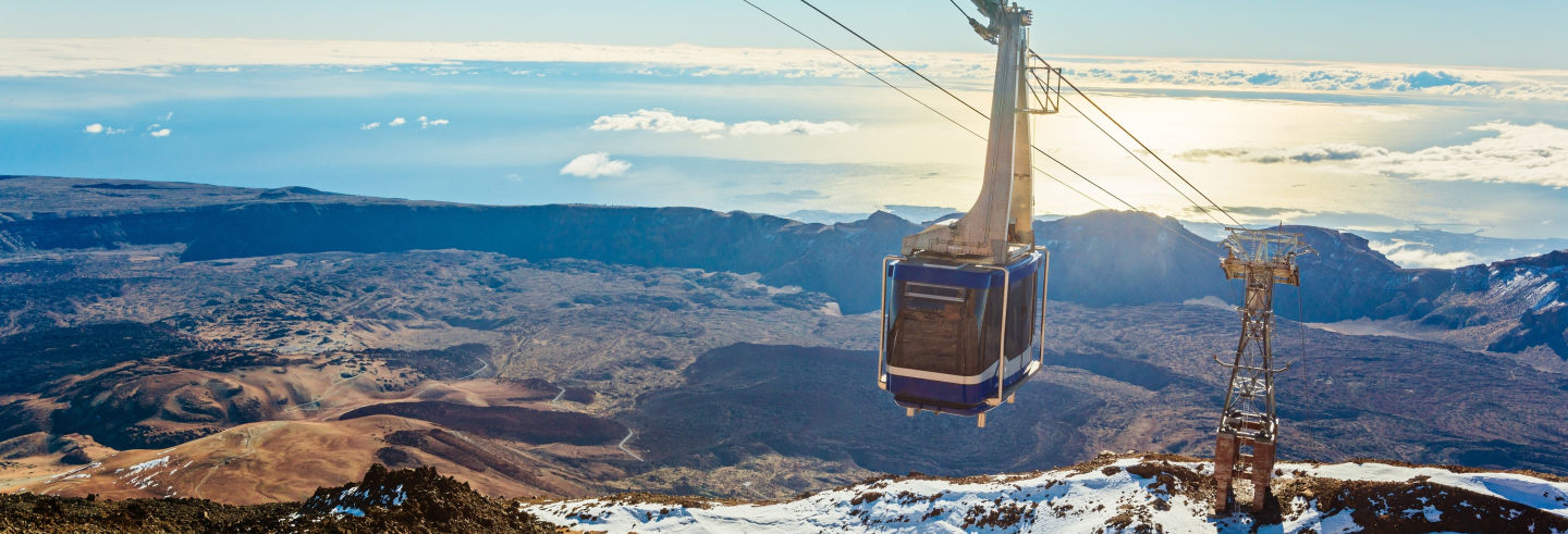 Mount Teide Cable Car Tickets
