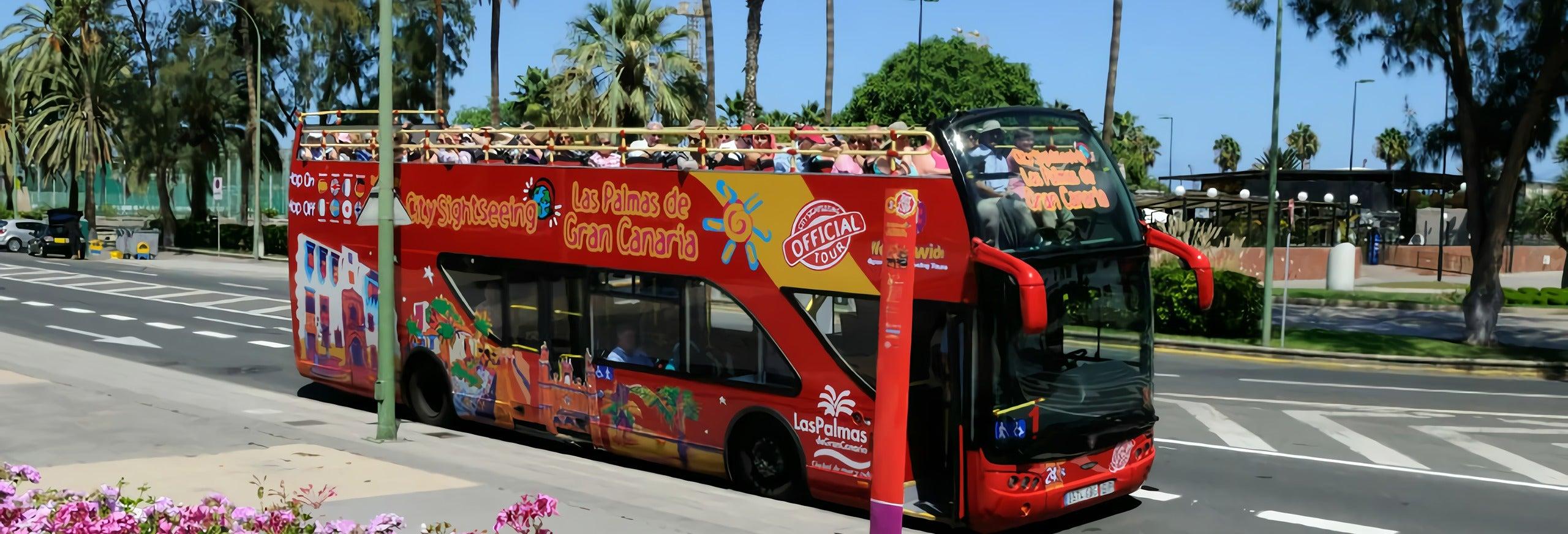 Autobús turístico de Las Palmas de Gran Canaria