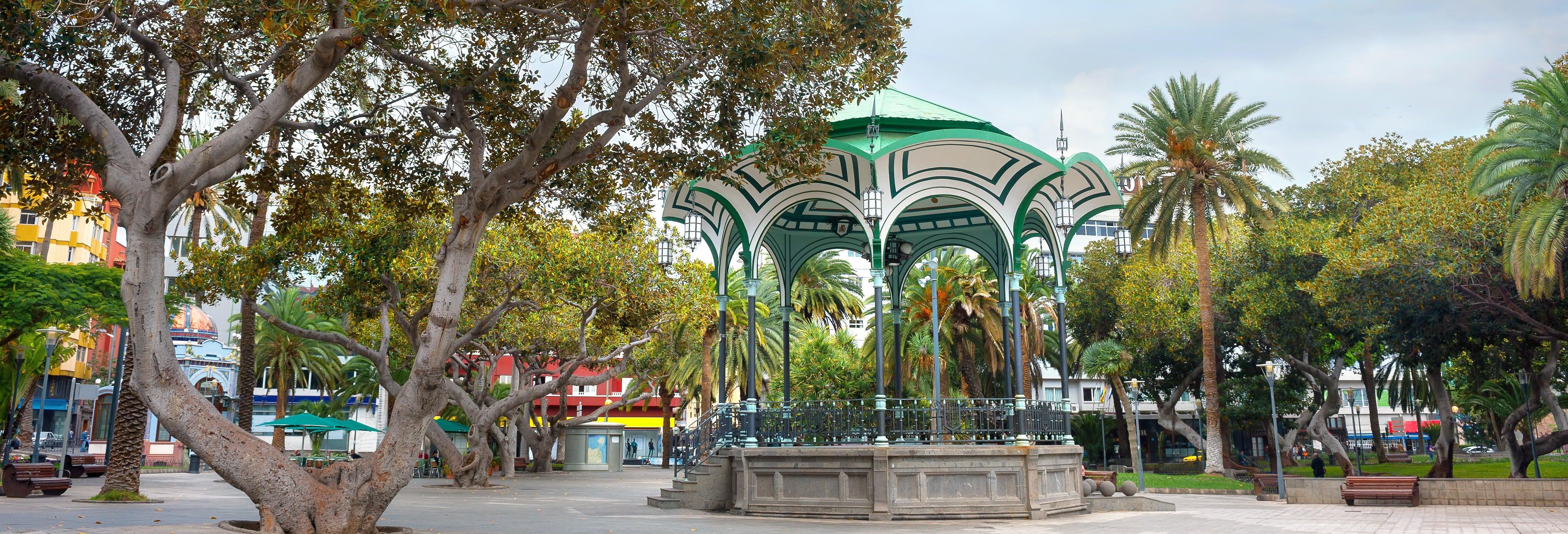 Free tour de los contrastes de Las Palmas de Gran Canaria