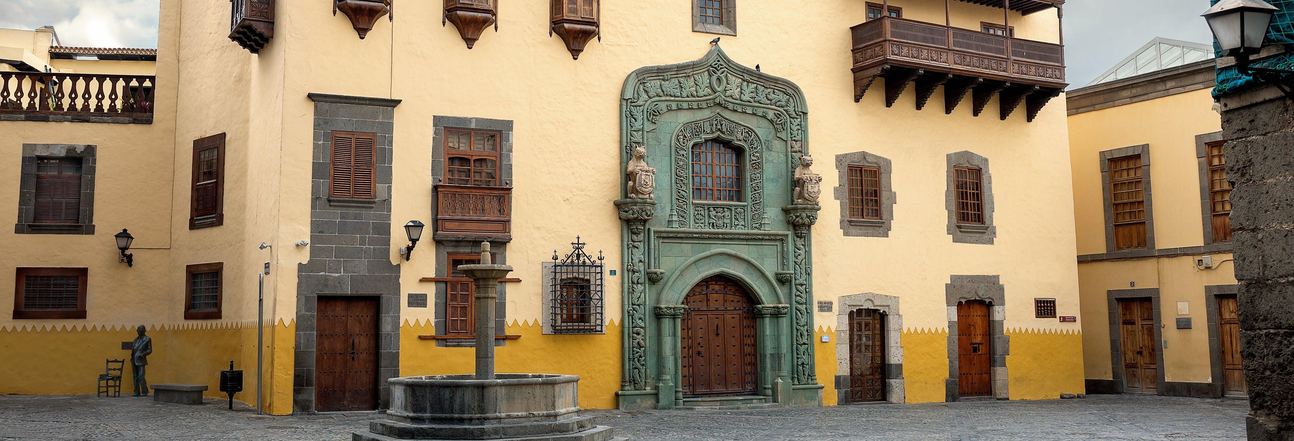Visita guiada por la Catedral de Santa Ana + Casa de Colón