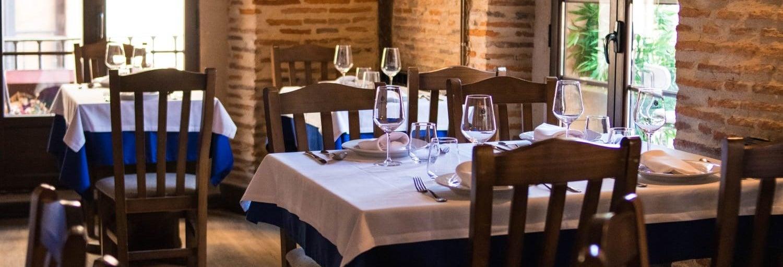 Cocido maragato en el restaurante Castrillo