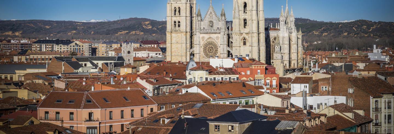 Tour pela León medieval e bairro judeu