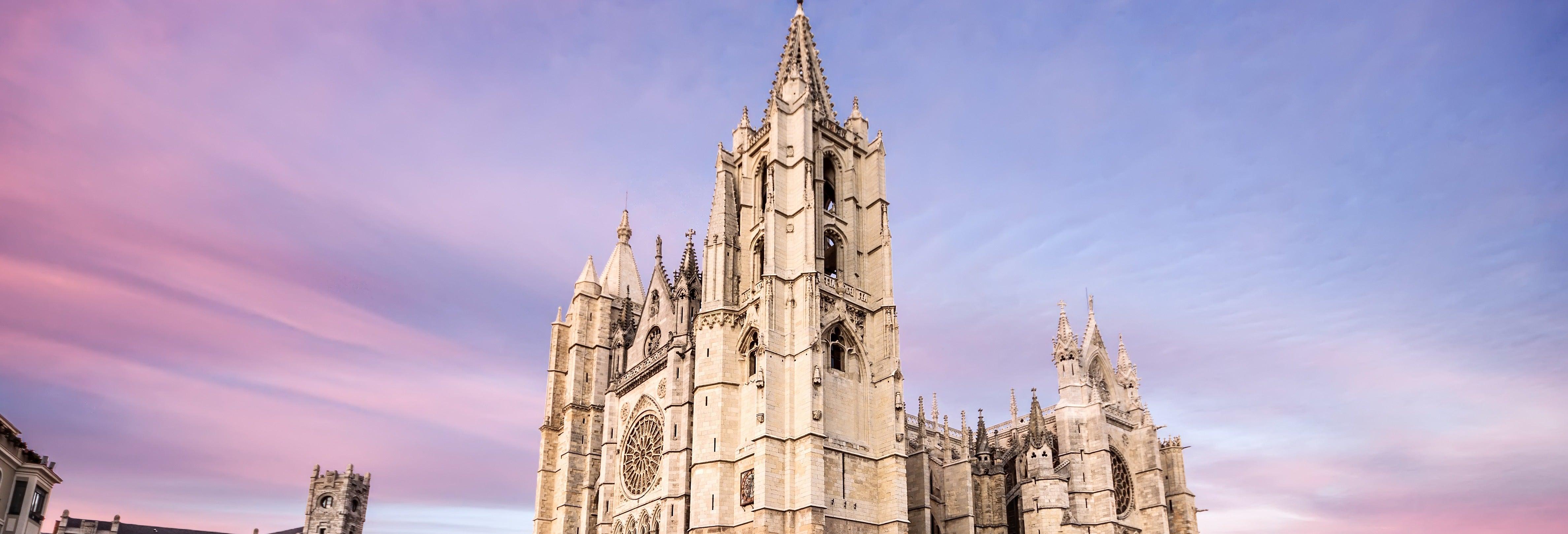 Visita guiada por la Catedral de León