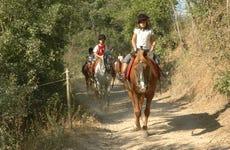 Paseo a caballo por los alrededores de Llavorsí