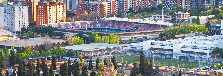 Camp Nou Experience & Montjuic Magic Fountains
