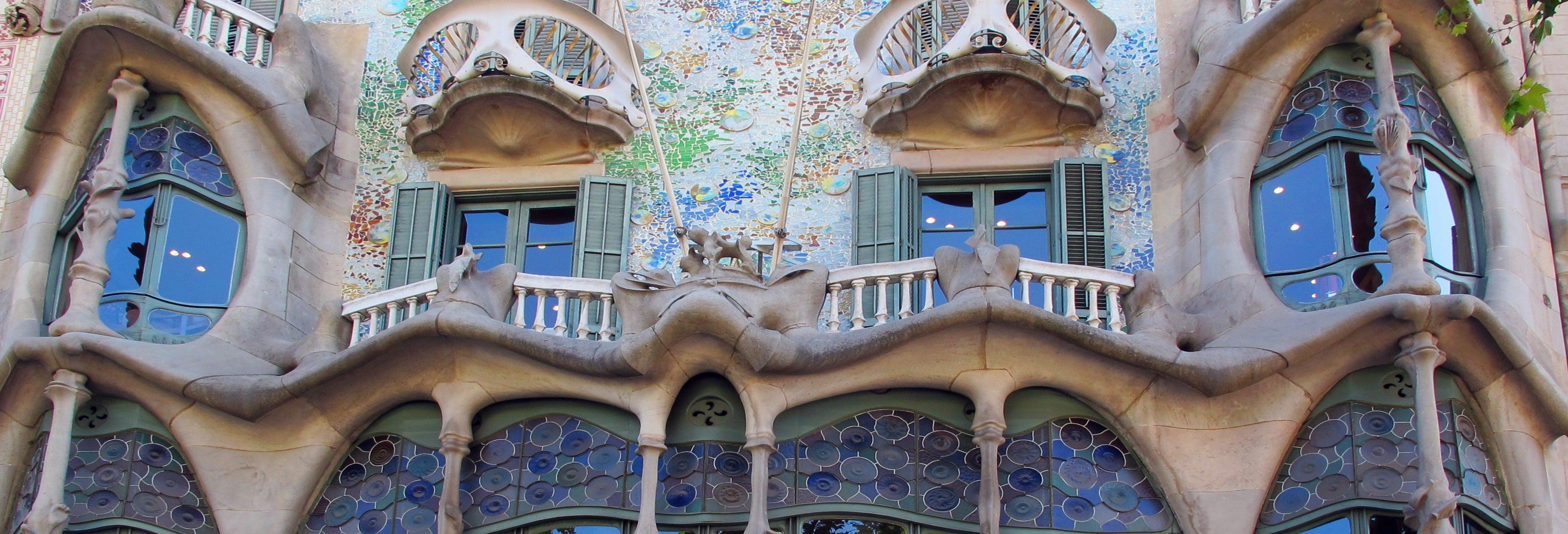 Excursão a Barcelona