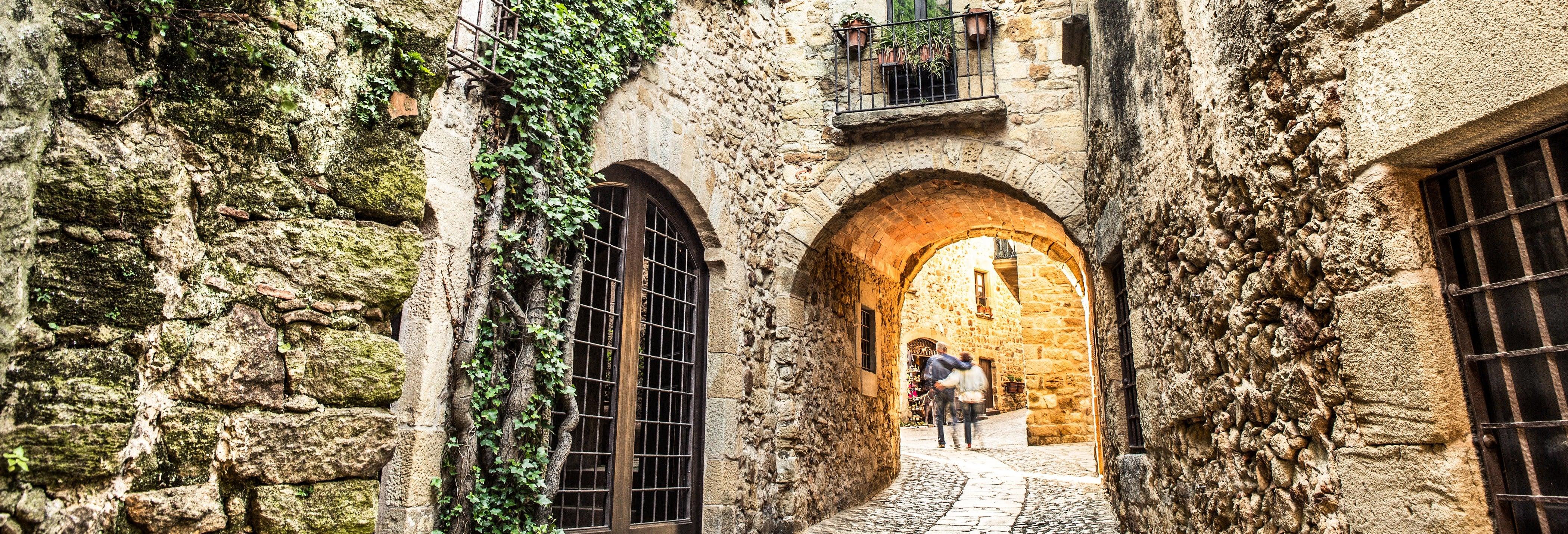 Excursão a Girona + Degustação de vinhos