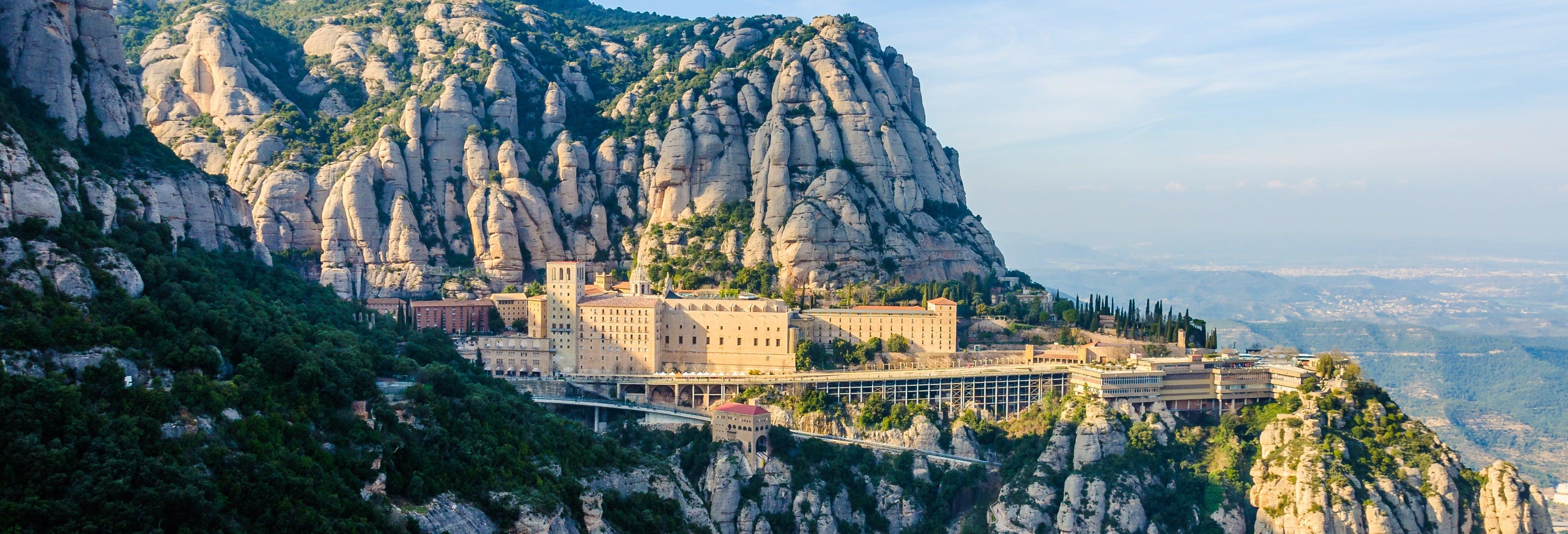 Excursão a Montserrat