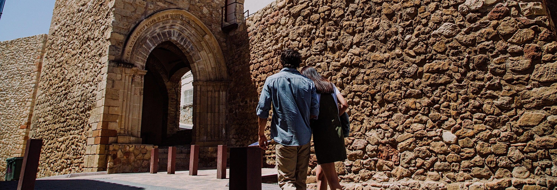 Ingresso do Castelo de Lorca