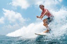 Curso de surf en Loredo