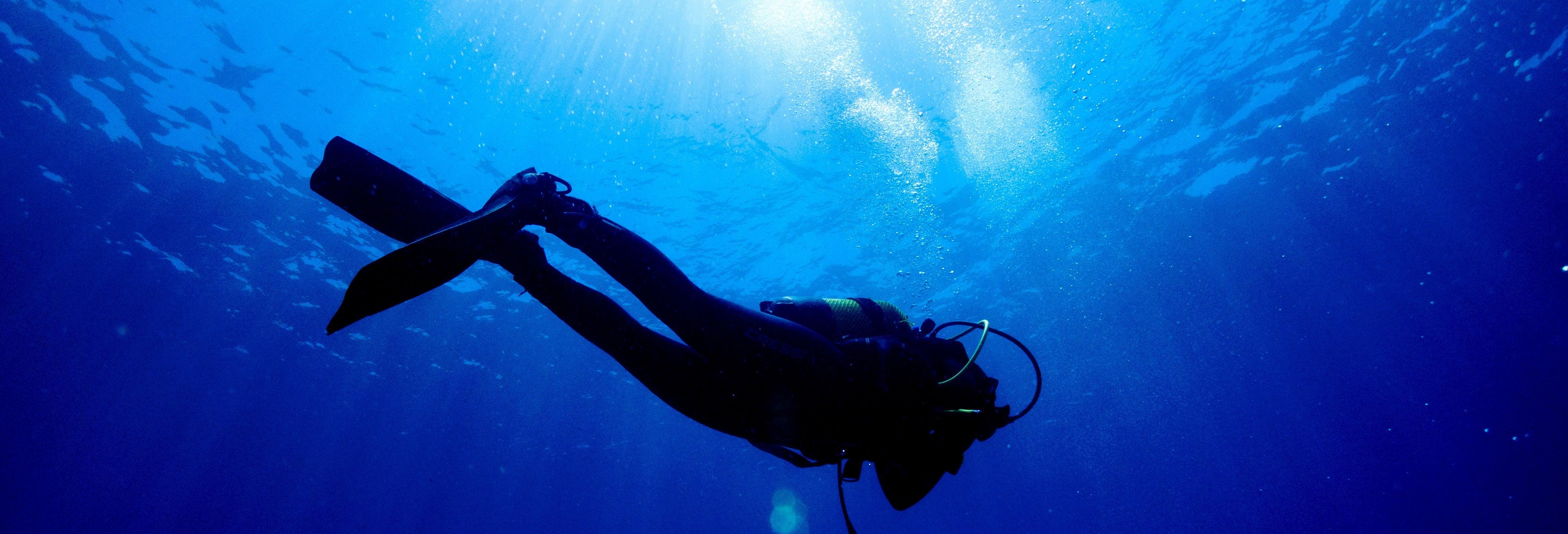 Curso Scuba Diver en Los Abrigos