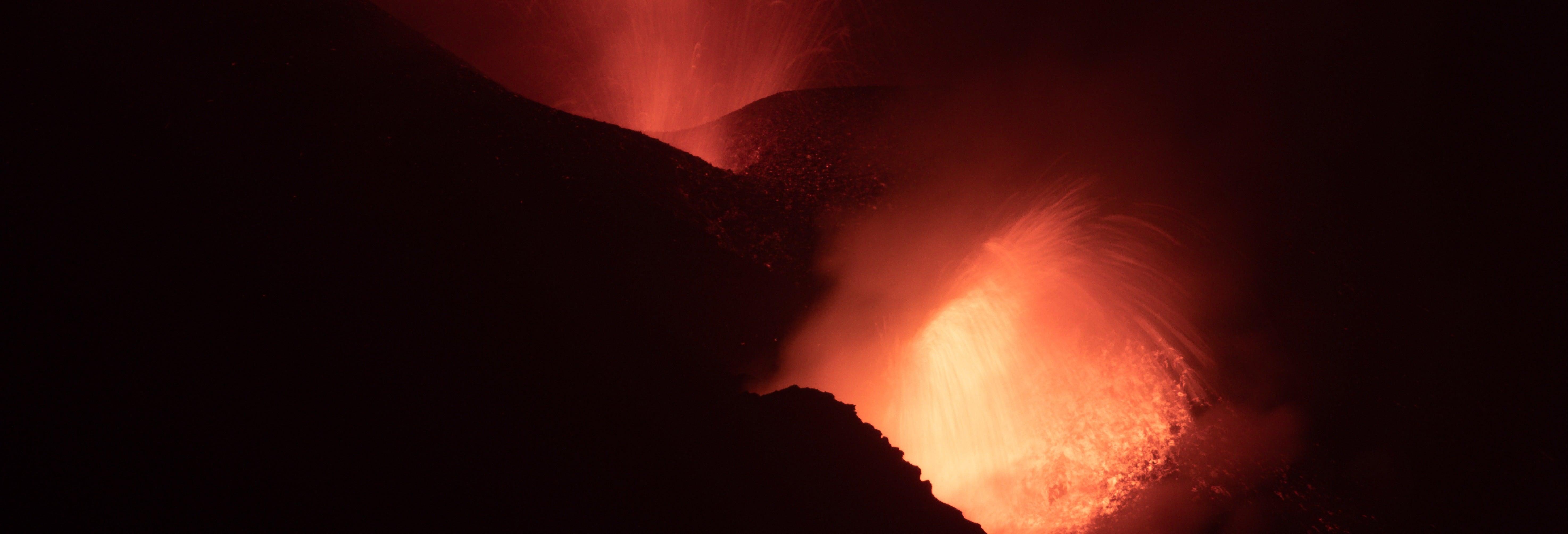 Excursión a La Palma + Volcán de Cumbre Vieja