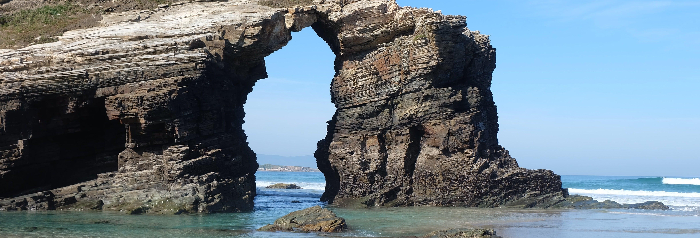 Excursion à la plage des Cathédrales