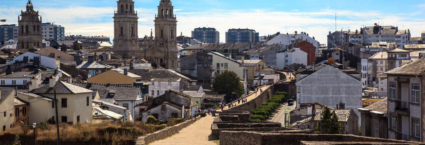 Lugo Guided City Tour
