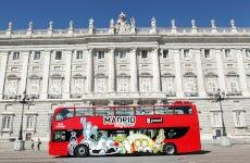 Ônibus turístico de Madrid