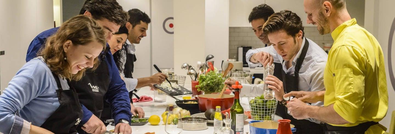 Tour por el Mercado de San Miguel + Show cooking