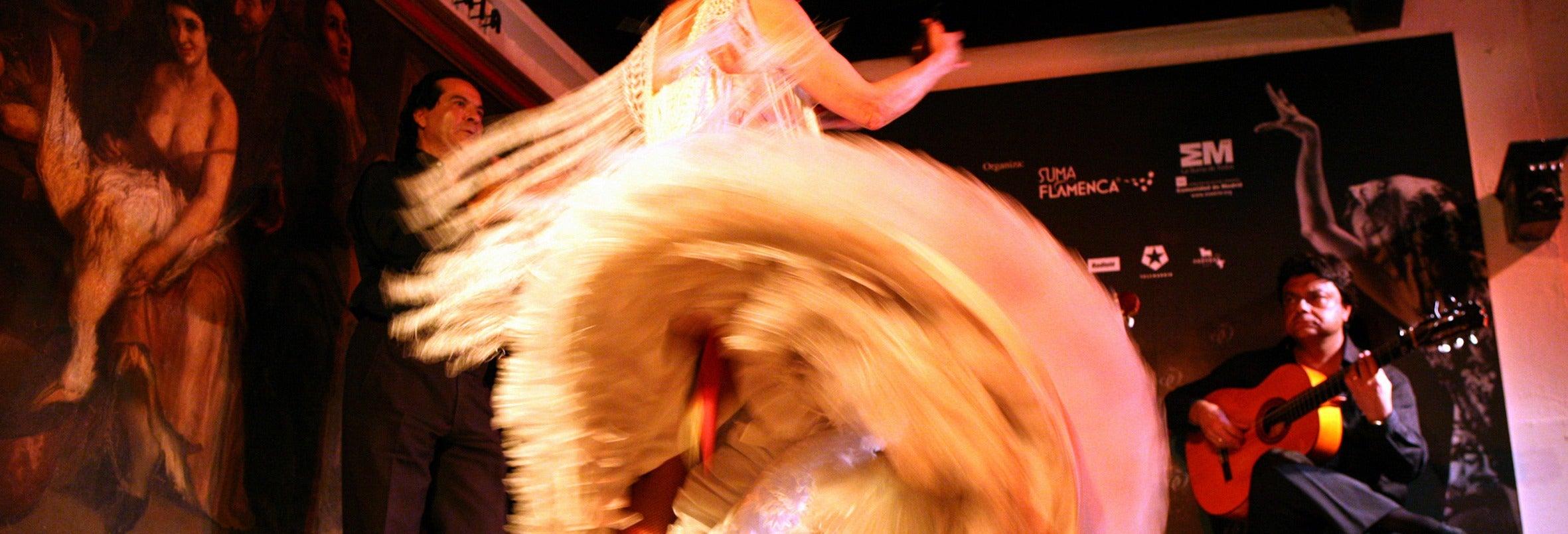 Flamenco et dîner à El Corral de la Morería