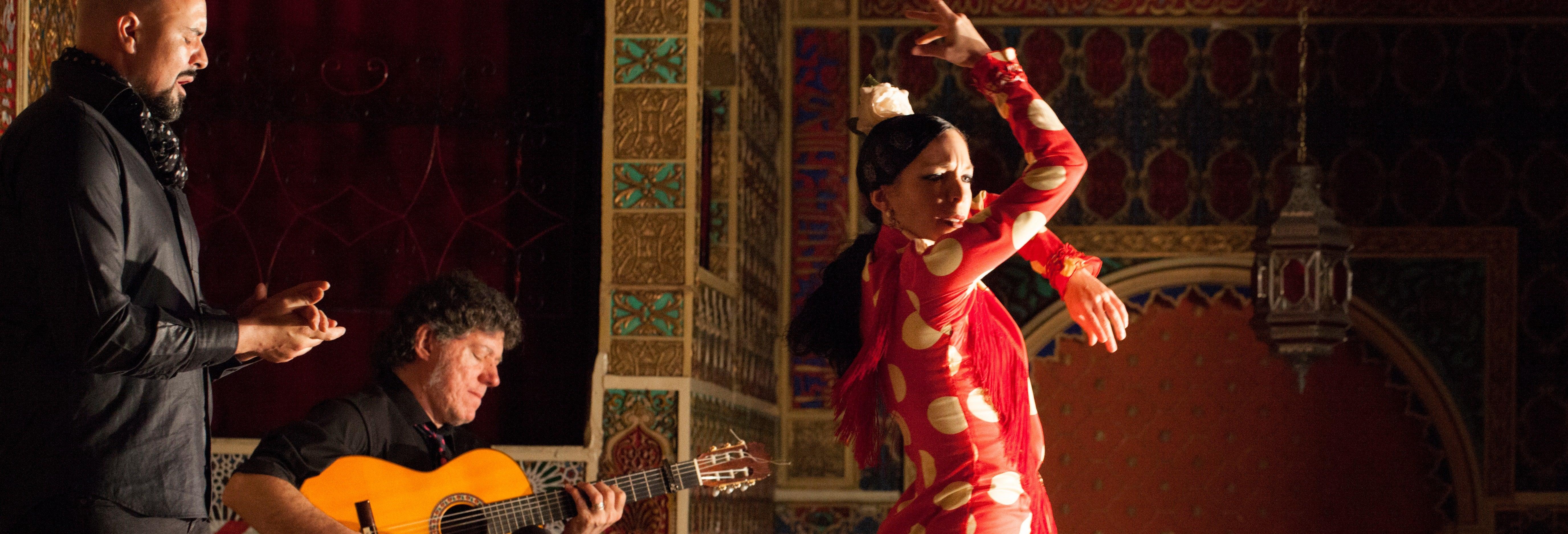 Torre Bermejas Flamenco Show and Dinner