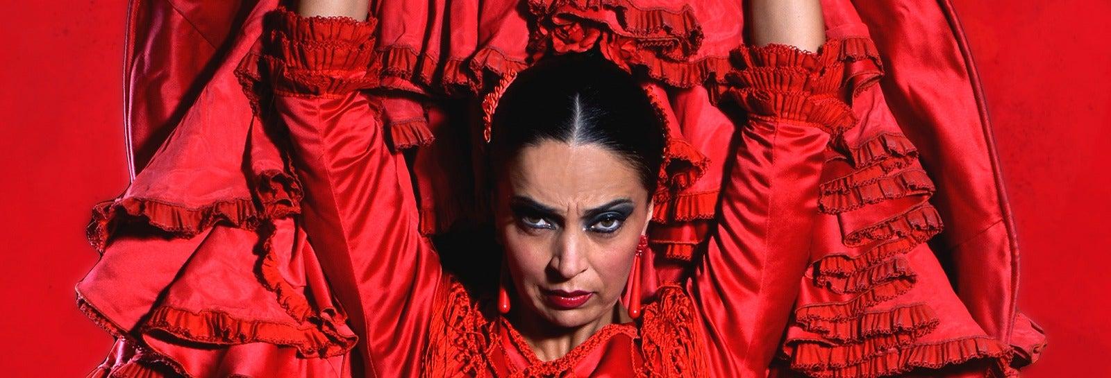 Espetáculo no Teatro Flamenco