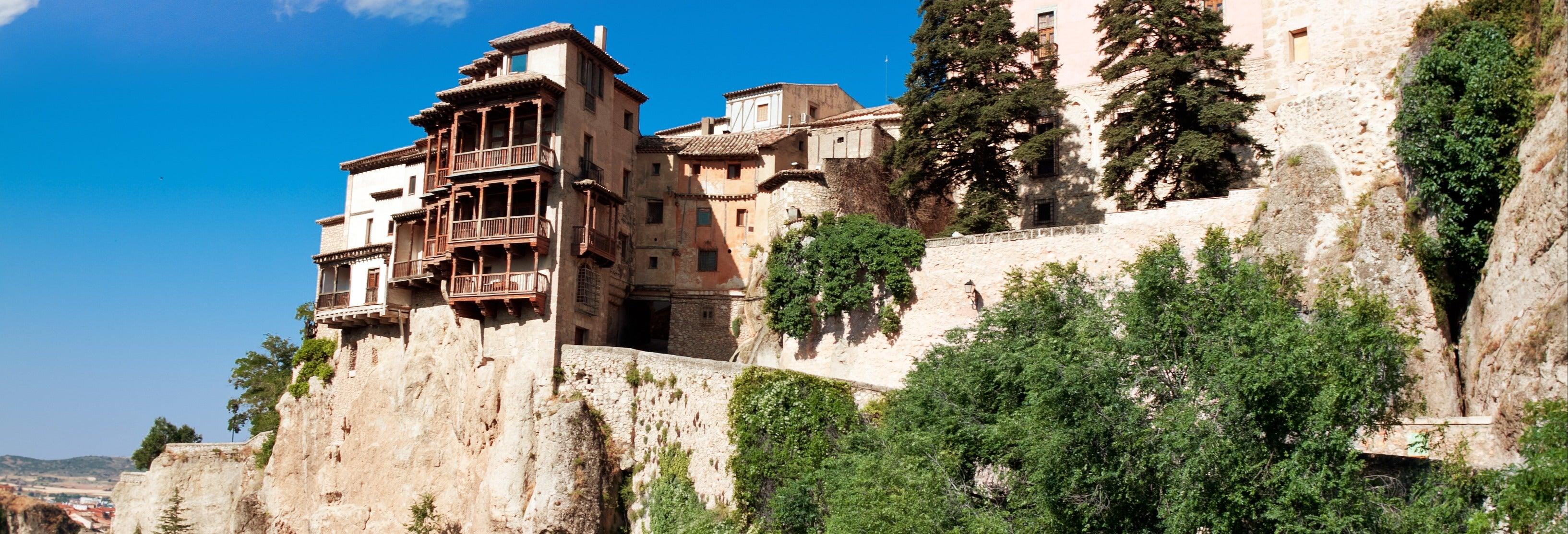 Excursão a Cuenca e Cidade Encantada