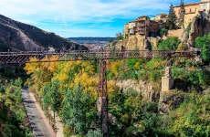 Cuenca por libre en autobús