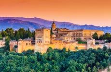 Granada por libre en tren de alta velocidad