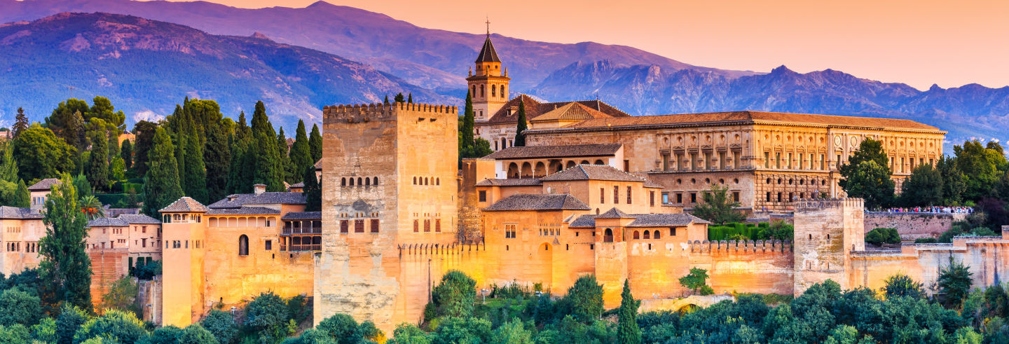 Granada Day Trip by High Speed Train
