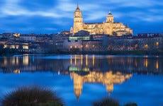 Excursión a Salamanca y Ávila