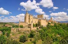 Excursión a Segovia, El Escorial y Valle de los Caídos