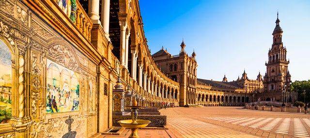 Excursión A Sevilla En Ave Desde Madrid Civitatis Com