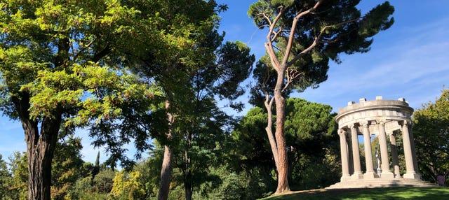 Free tour por el parque El Capricho