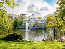 Retiro O Parque Mais Importante De Madrid