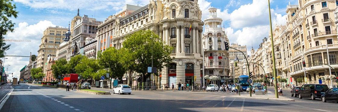 Abonnement de transport touristique à Madrid