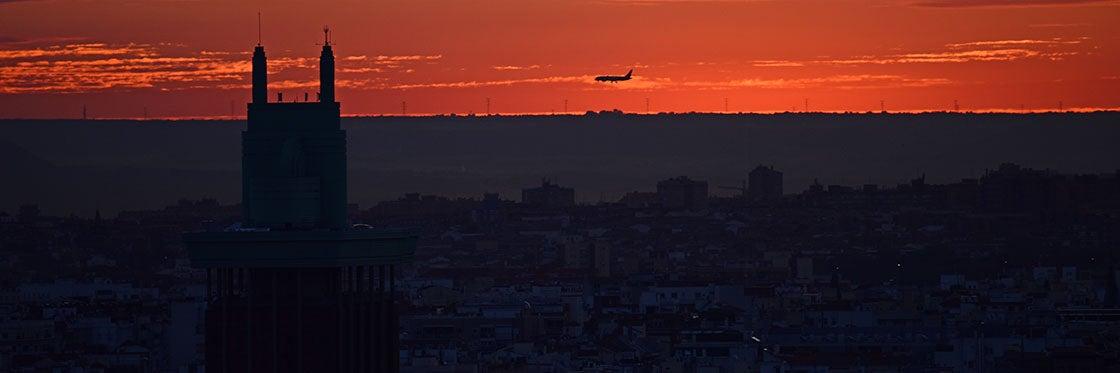 Cómo llegar a Madrid