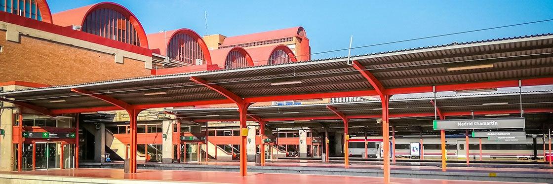 Stazione di Chamartín