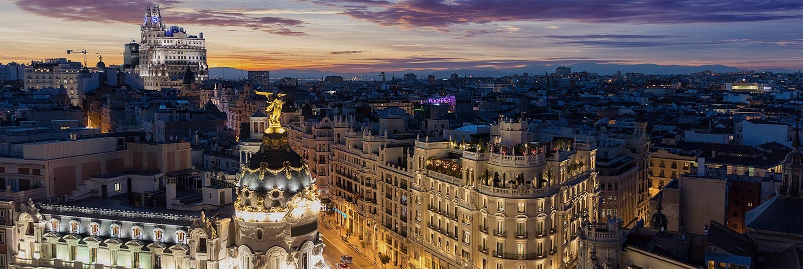 Guía turística de Madrid