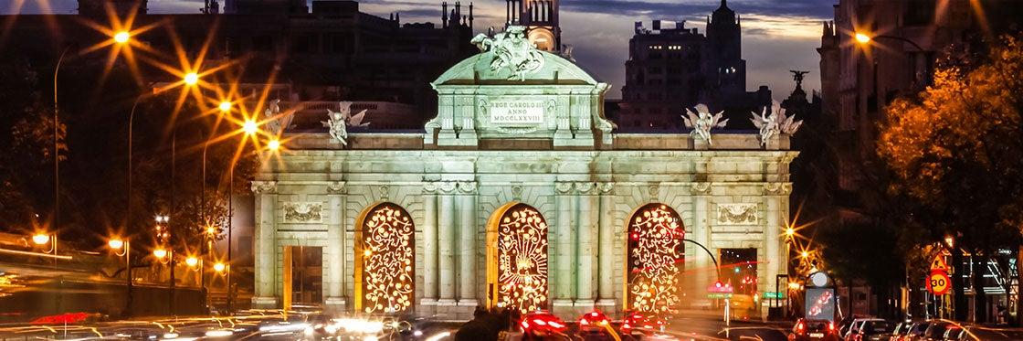 Porte d'Alcalá