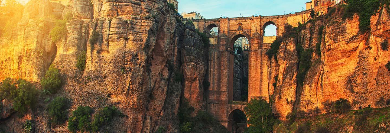 Tour de 5 dias pela Andaluzia e Toledo