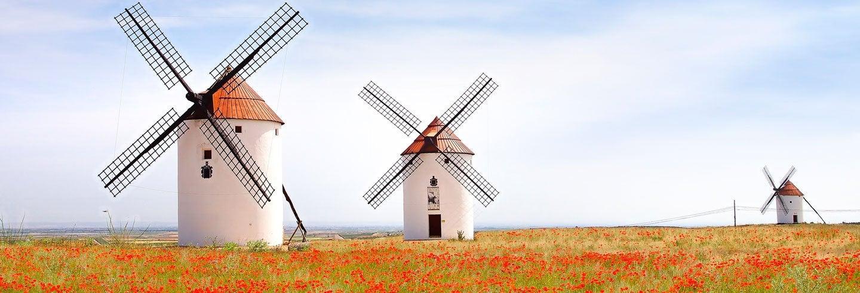 Tour de Don Quijote por La Mancha