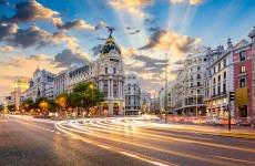 ¿Escala en Madrid? Tour desde el aeropuerto