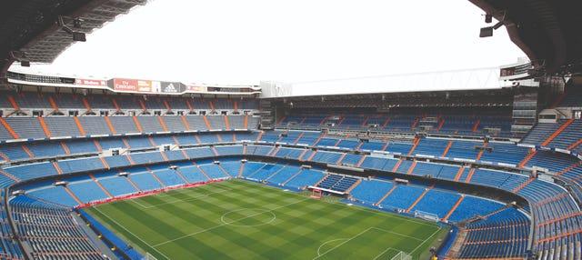 Tour del Estadio Santiago Bernabéu