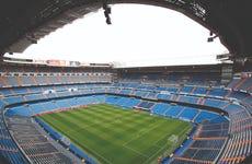 Real Madrid Stadium Tour