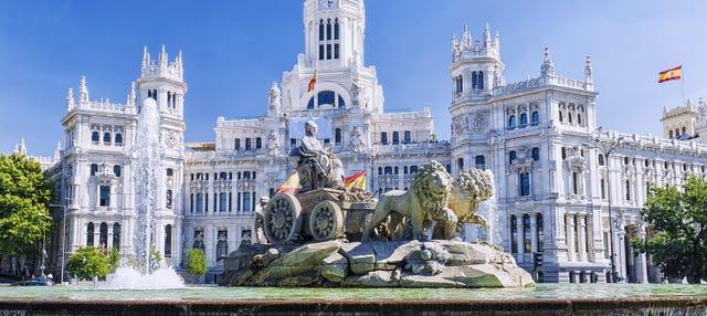Tour de la Guerra Civil Española