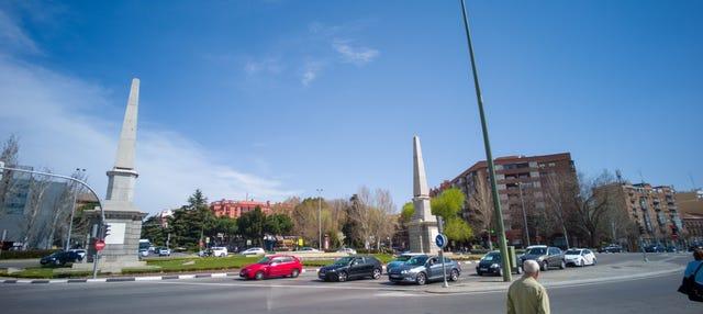 Tour della Massoneria a Madrid