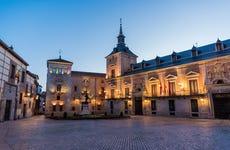 Tour por el Madrid de los misterios