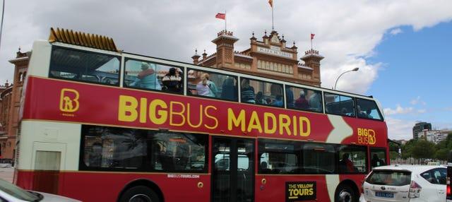 Tour panorámico por Madrid