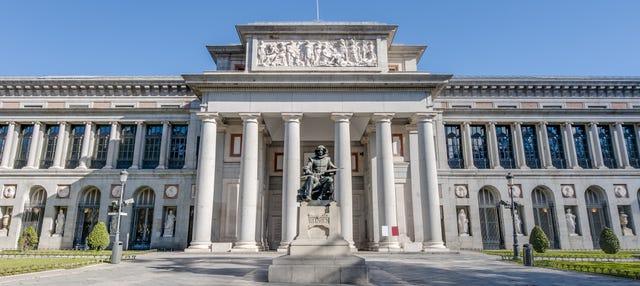 Combo: Prado Museum & Royal Palace